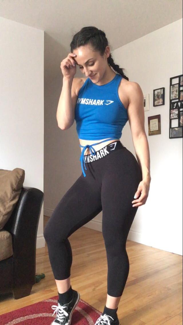 Les leggings gymshark mon coup de coeur la fit mom